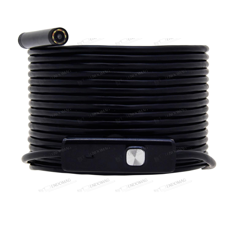 Мини Wi-Fi эндоскоп (длина кабеля 5 м) - 2